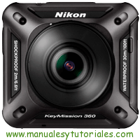 Nikon Keymission 360 Manual de Usuario PDF