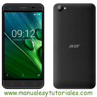 Acer Liquid Z6E Manual de Usuario PDF