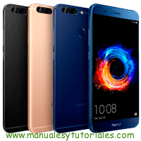Honor 9 Manual de Usuario PDF