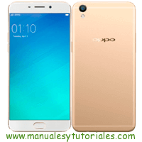 Oppo F1 Plus Manual de Usuario en PDF español