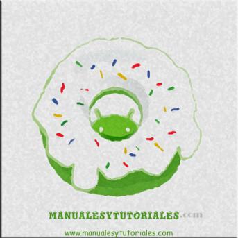 Evolución de Android - Donut 1.6