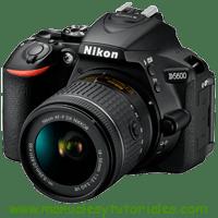 Nikon D5600 Manual de Usuario en PDF español