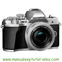 Olympus E-M10 Mark II Manual de Usuario en PDF español