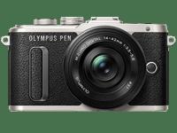 Olympus PEN E-PL8 Manual de Usuario en PDF español
