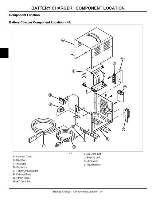 John Deere TM2339 TE Gator Utility Technical Service