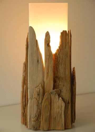 Las mejores ideas de manualidades con madera reciclada