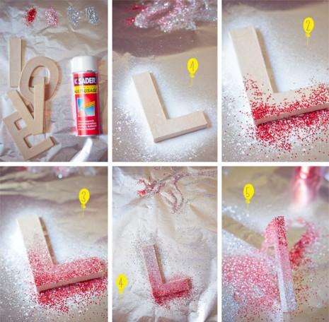 Letras originales para decorar Ideas bonitas de letras