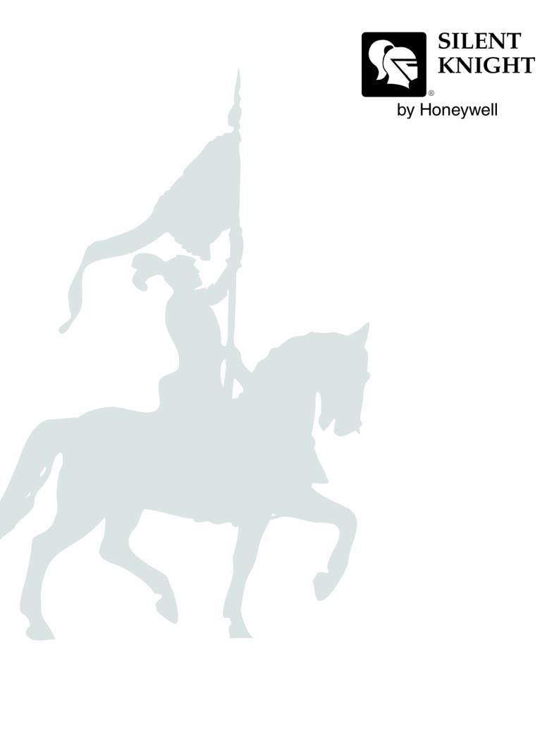 Honeywell INTELLIKNIGHT 5820XL User Manual