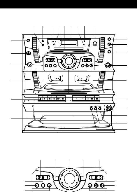 Jensen JMC-1000 User Manual