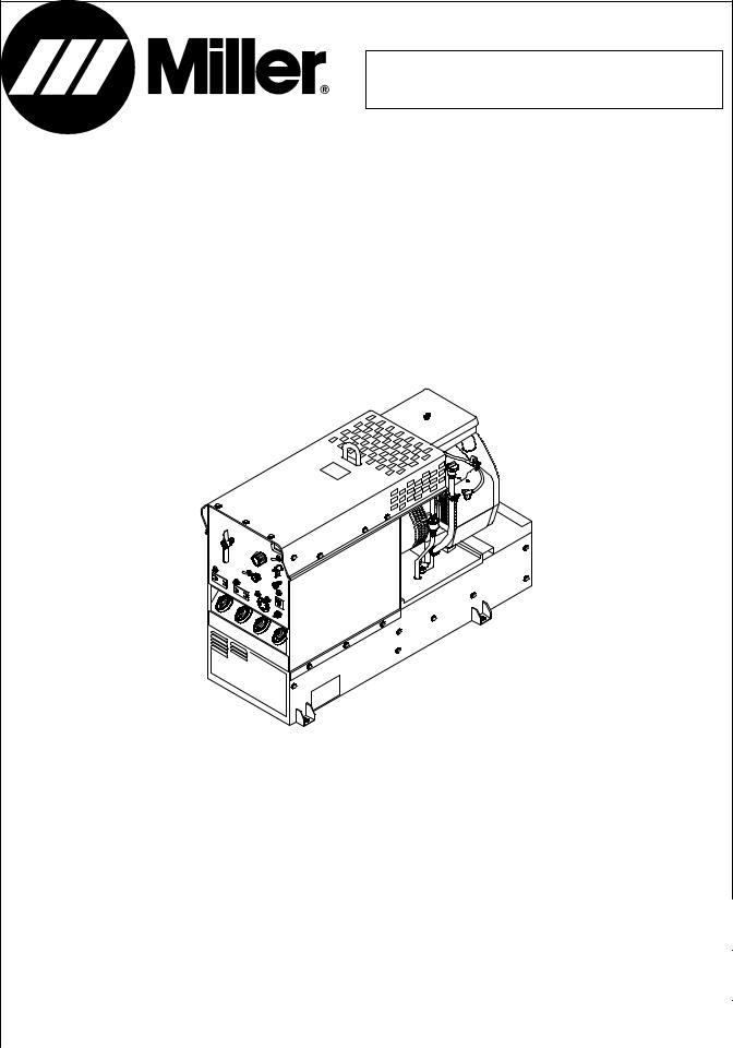 Miller Electric AEAD-200-LE, Legend AEAD-200-LE User Manual