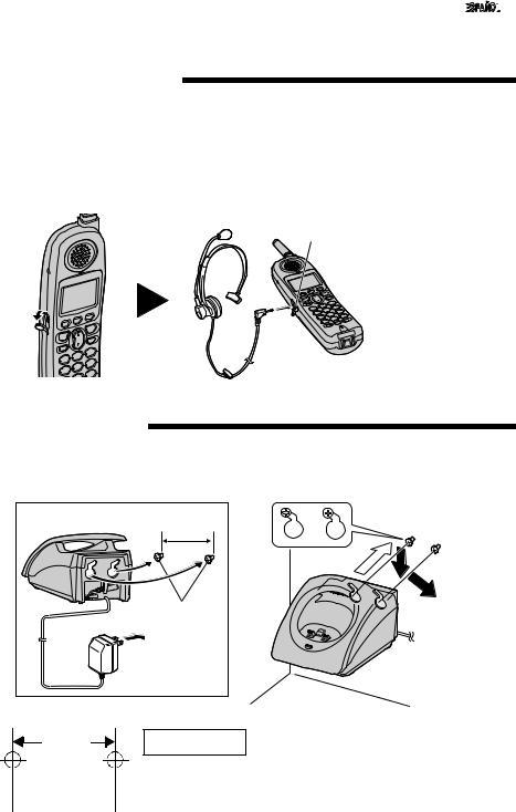 Panasonic KX-TGA520, KX-TGA520M User Manual
