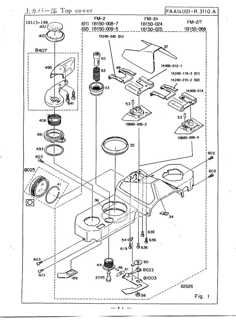 Nikon FM-2, FM2/T, FM2n Repair Manual