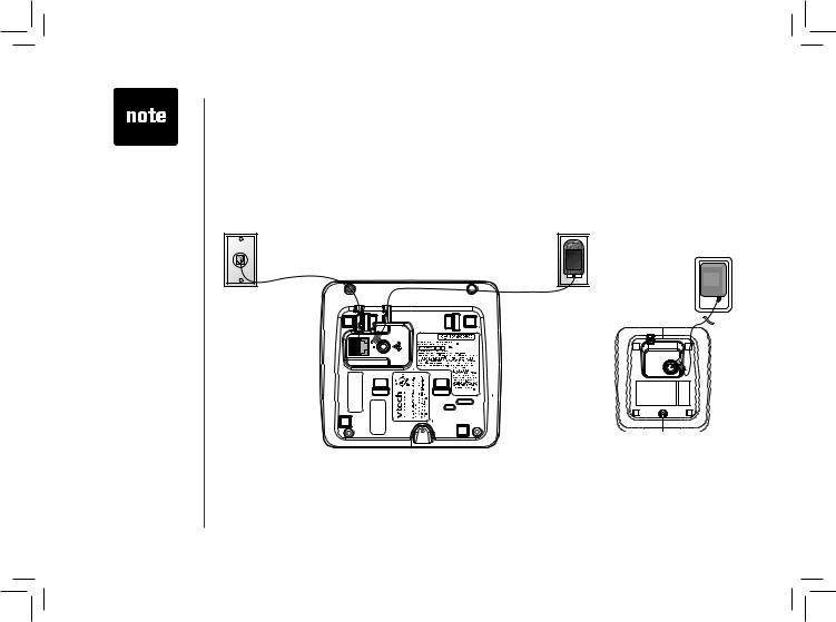 VTech MI6889 User Manual