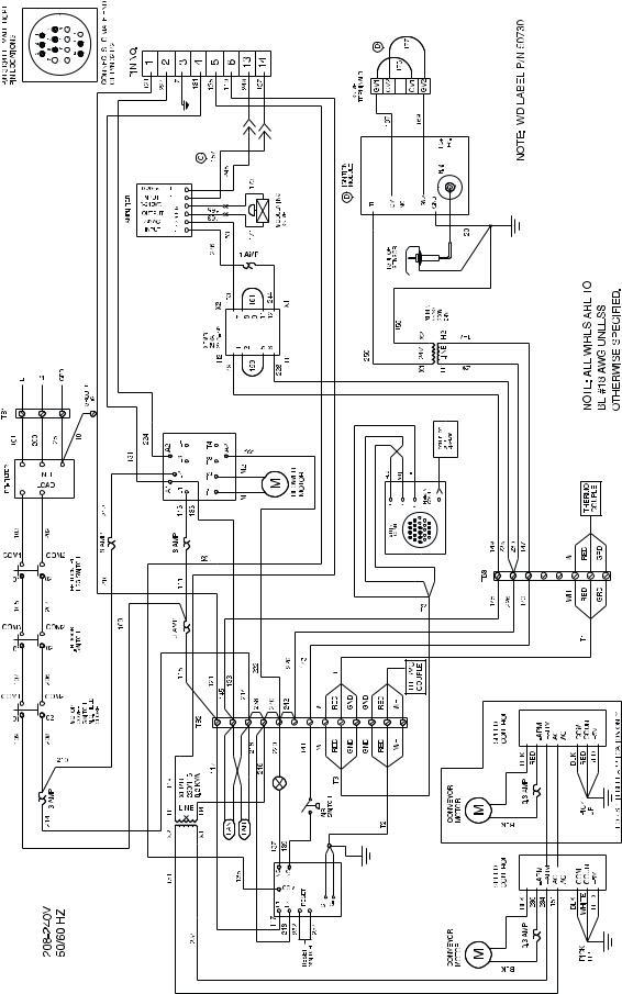 Blodgett BG2136 User Manual