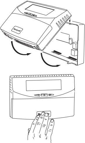 Honeywell T7351 User Manual