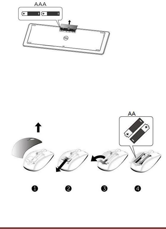 Dell KM713 User Manual