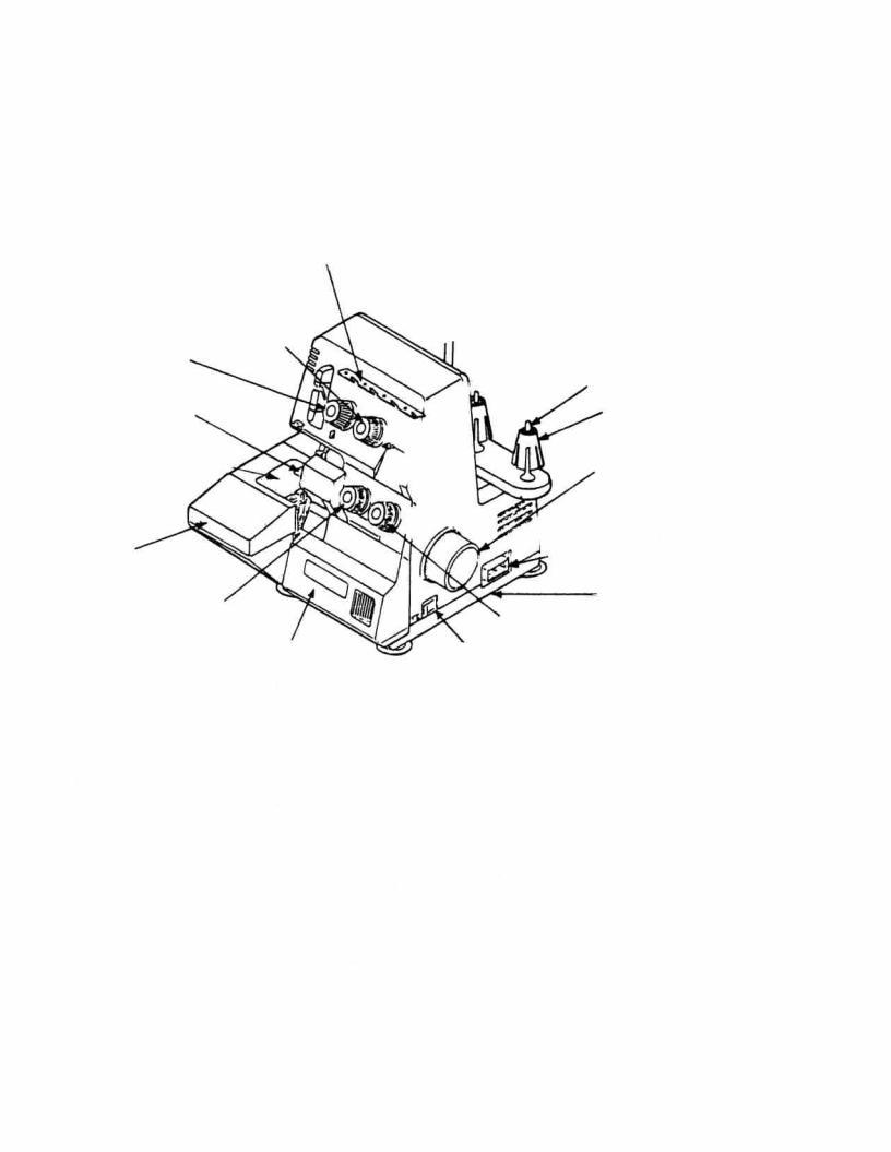 White Speedylock 1500 User Manual