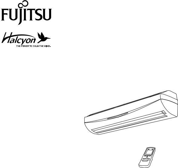 Fujitsu AOU18RXQ, AWU18CXQ, AOU18CXQ, AWU24RXQ, AWU24CXQ