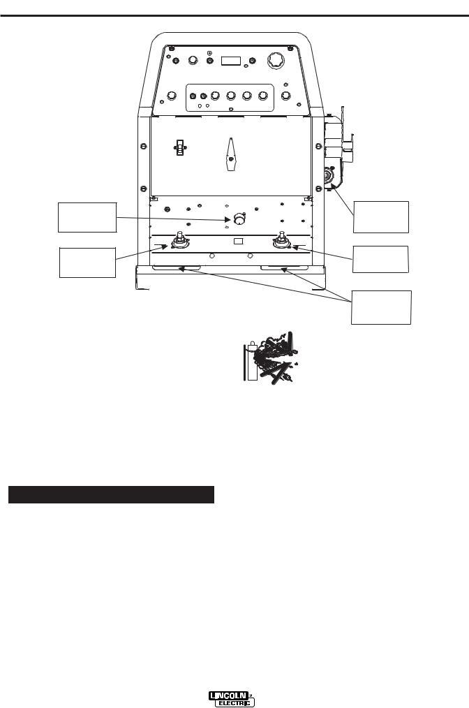 Lincoln Electric PRECISION TIG 375 User Manual