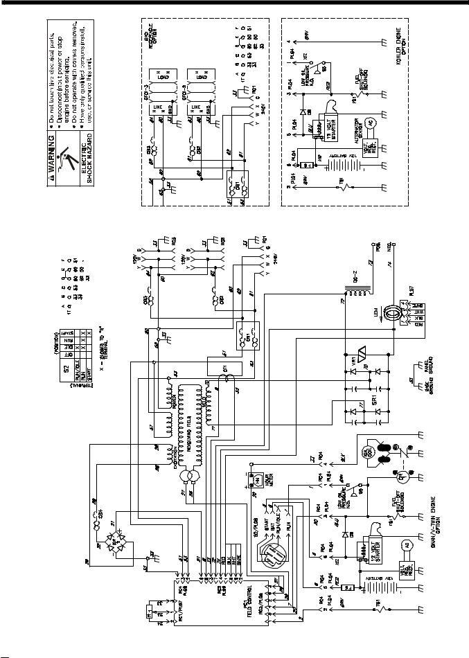 Hobart Welding Products CHAMPION 10,000 OM-945 194 047U