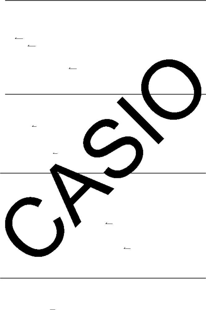Casio fx-FD10 Pro User Manual