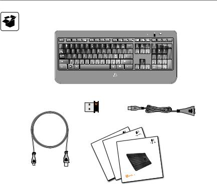 Logitech K800 User Manual