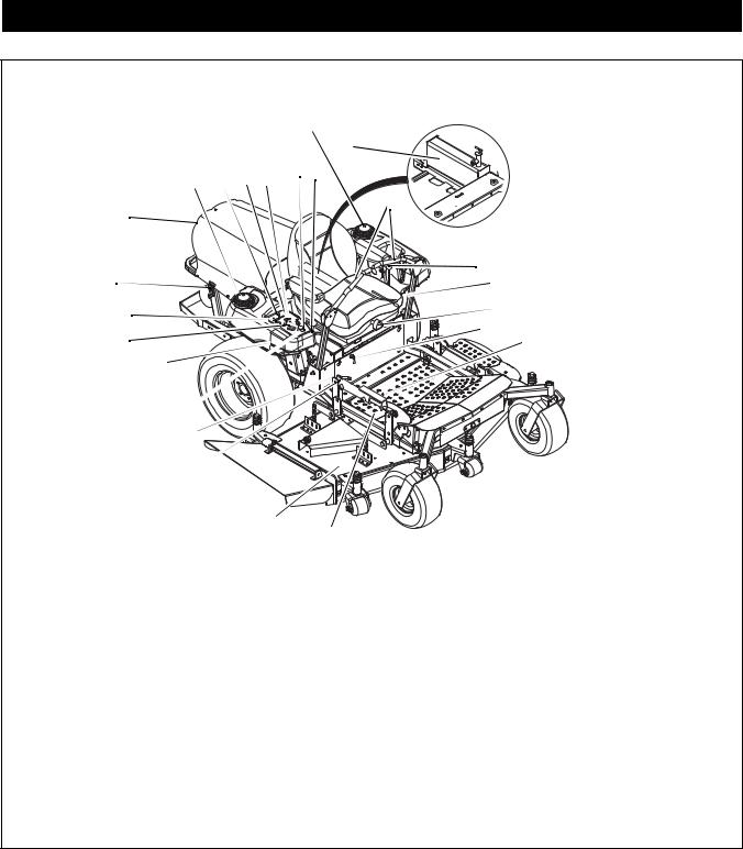 Gravely 260Z Service Manual