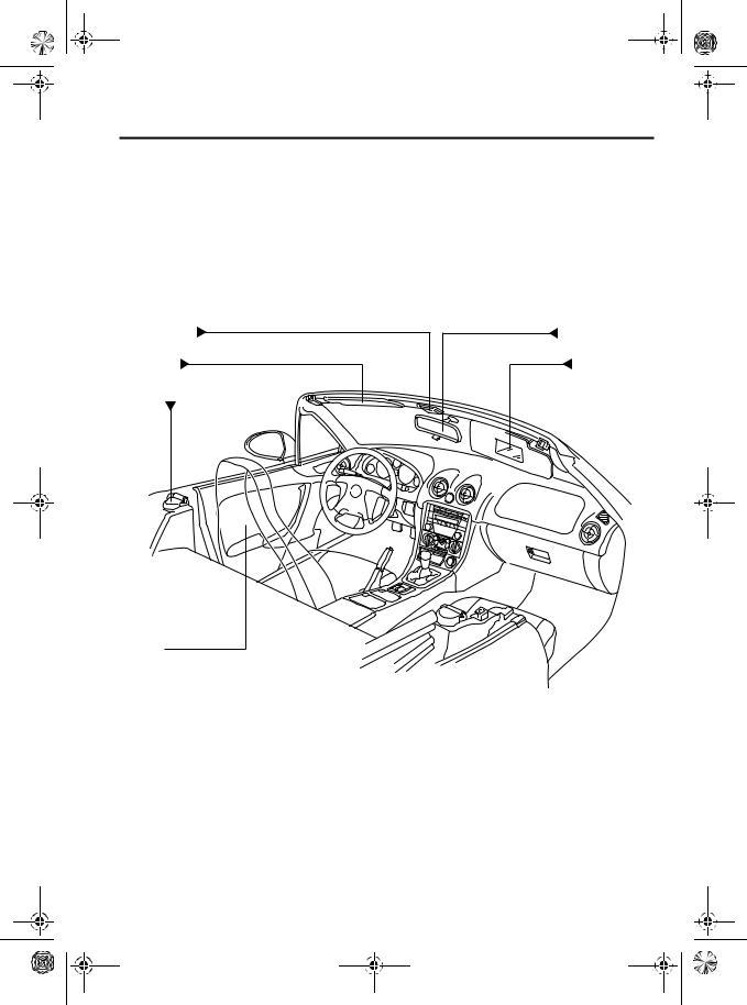 Mazda MIATA 2002, MX-5 2002 Owner Manual