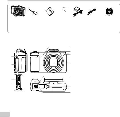Olympus SZ-15, DZ-100 User Manual