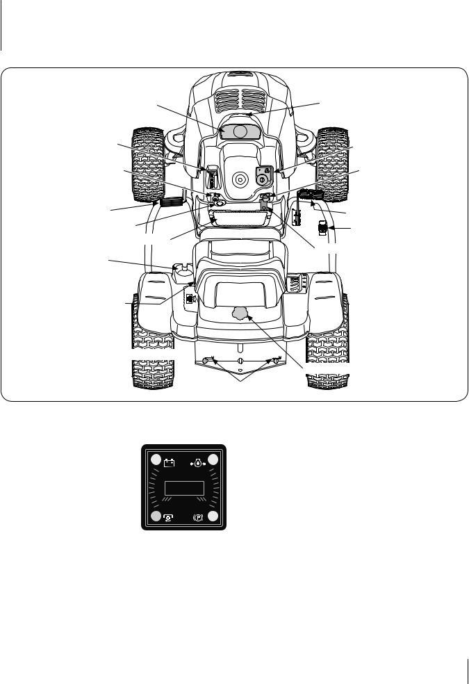 Cub cadet i1050 User Manual
