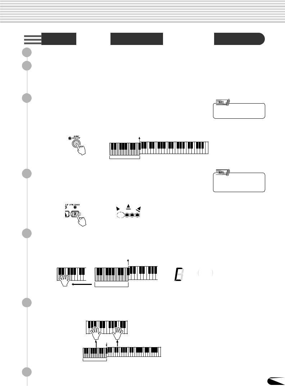 Yamaha PSR-540E, PSR-540 User Manual