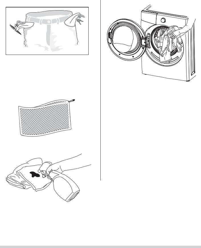 Crosley CFW4700LW, CFW7700LW Owner's Manual