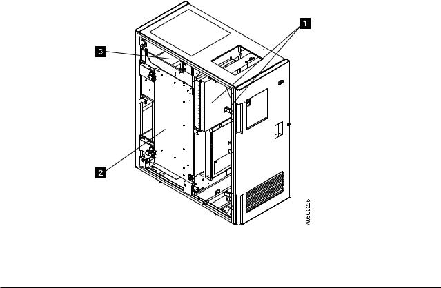 IBM 3494, Tape Library Magstar 3494 User Manual