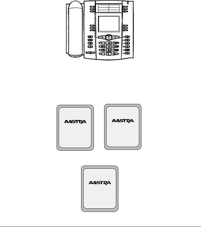 Aastra Telecom 6755i User Manual