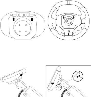 Thrustmaster Ferrari Wireless F430 Cockpit User Manual