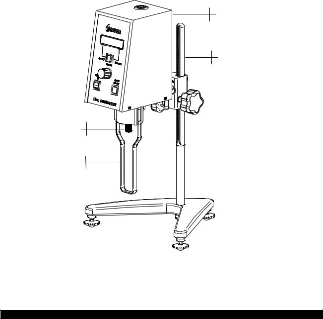 Brookfield DV-E Viscometer User Manual
