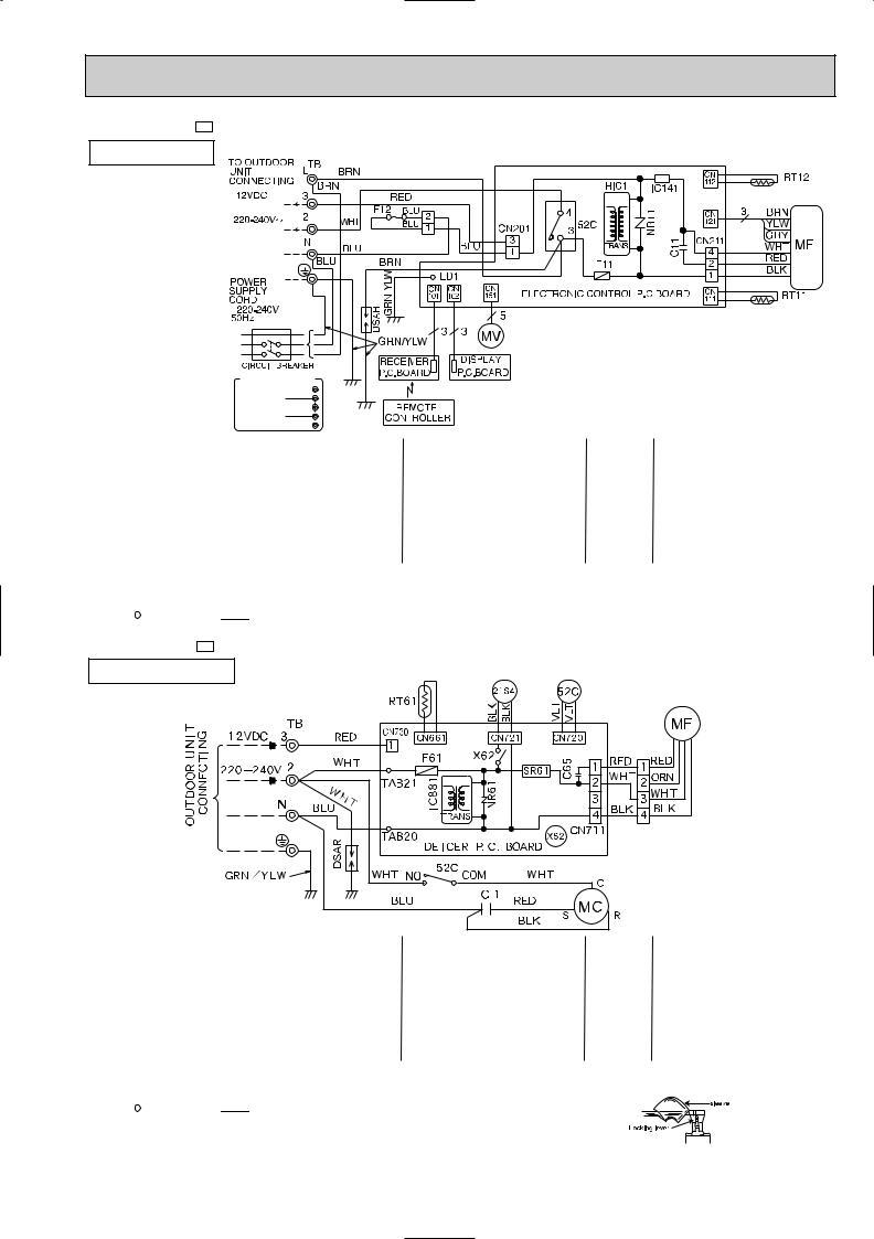 Mitsubishi Electronics MSH-09NV, MSH-07NV, MSH-24NV, MSH