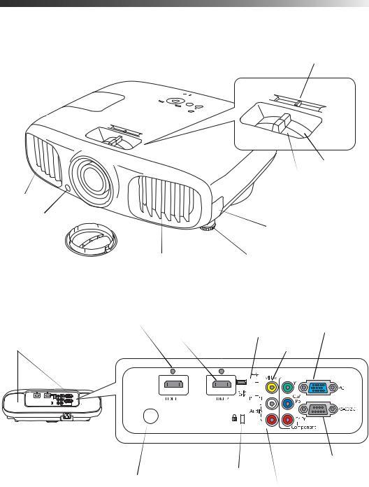 Epson 3020, 3020E, PowerLite Home Projector PowerLite Home