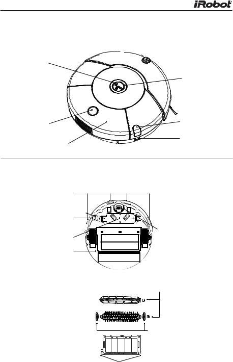 iRobot Roomba Discovery Series 400 Series, Roomba