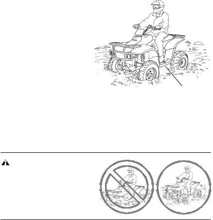 Polaris Trail Boss 330 Quadricycle User Manual
