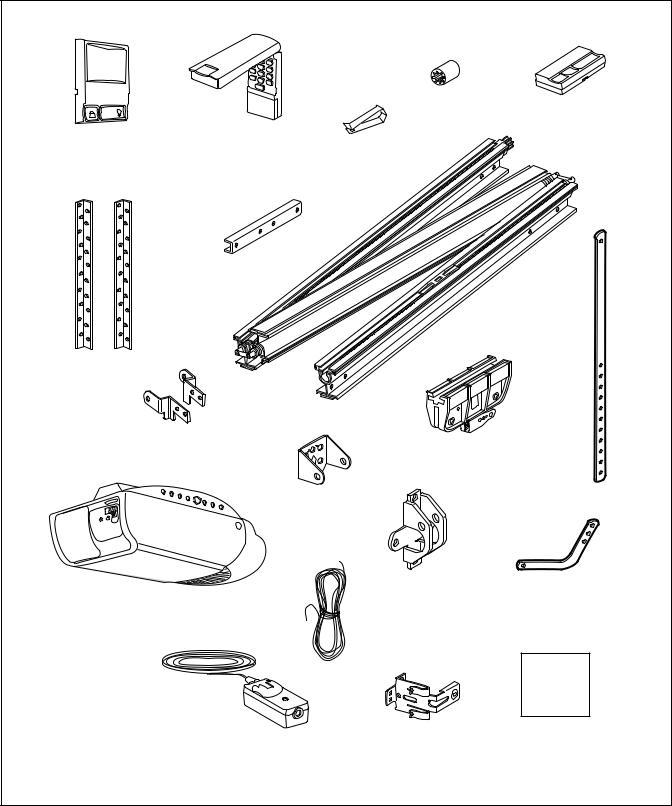 Chamberlain 7902, 7902 K User Manual
