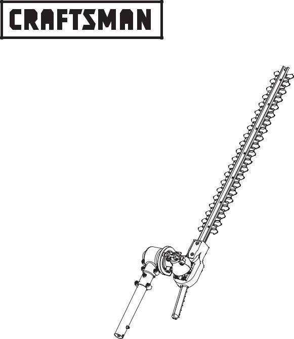 Craftsman 316.79249 User Manual
