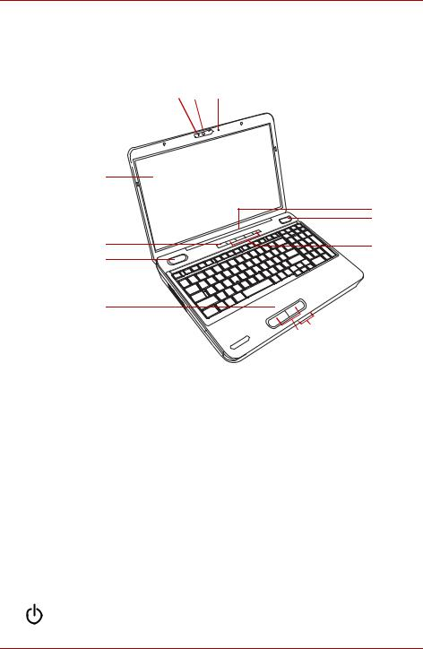 Toshiba Satellite L505 User Manual