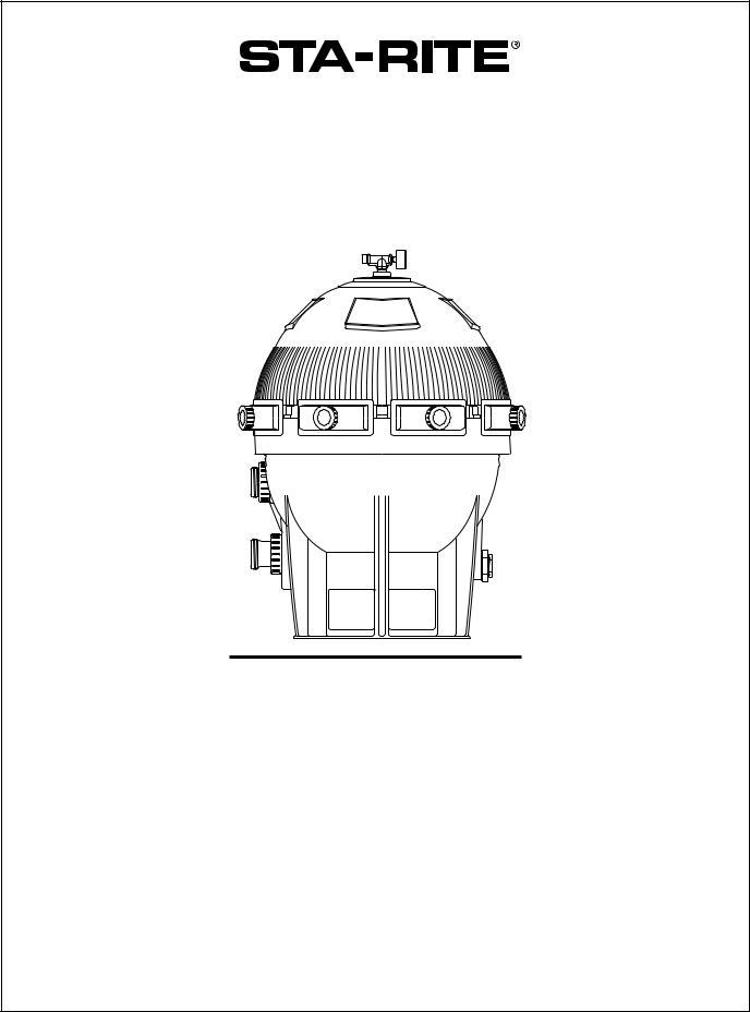 Pentair VERTICAL GRID DE FILTERS S8D110, VERTICAL GRID DE