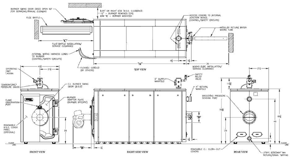 Burnham MPC Installation and Operation Manual