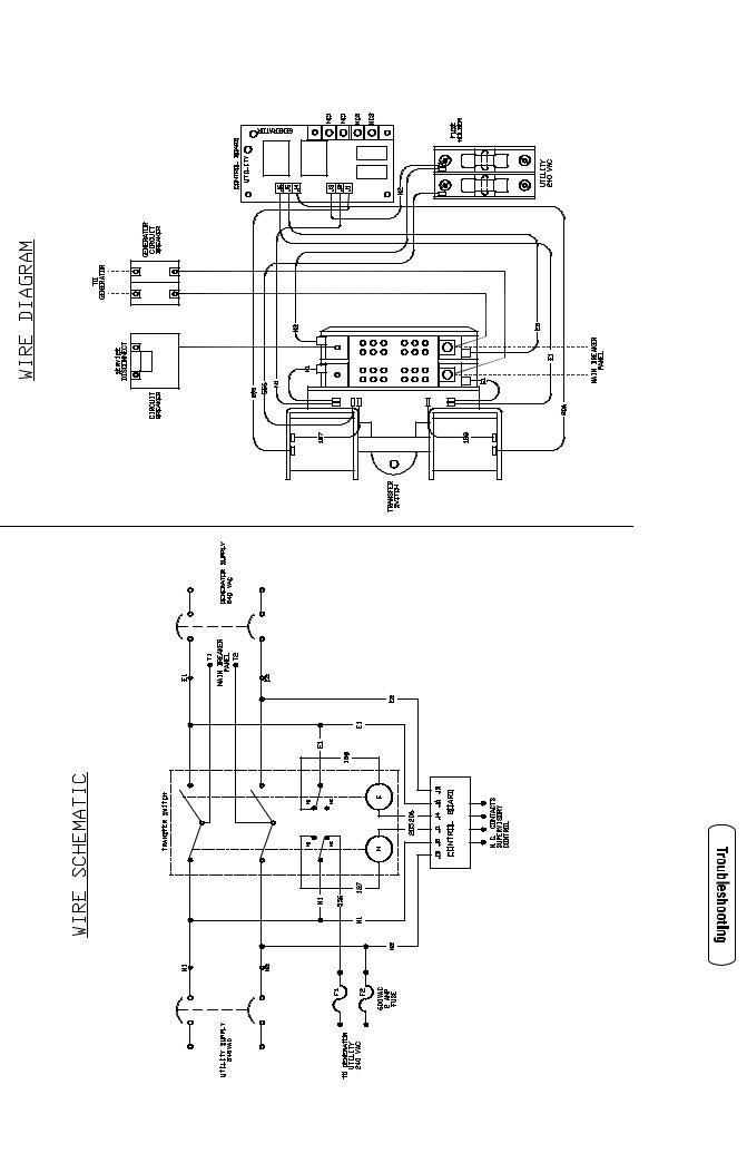 Briggs & Stratton Automatic Transfer Switch User Manual