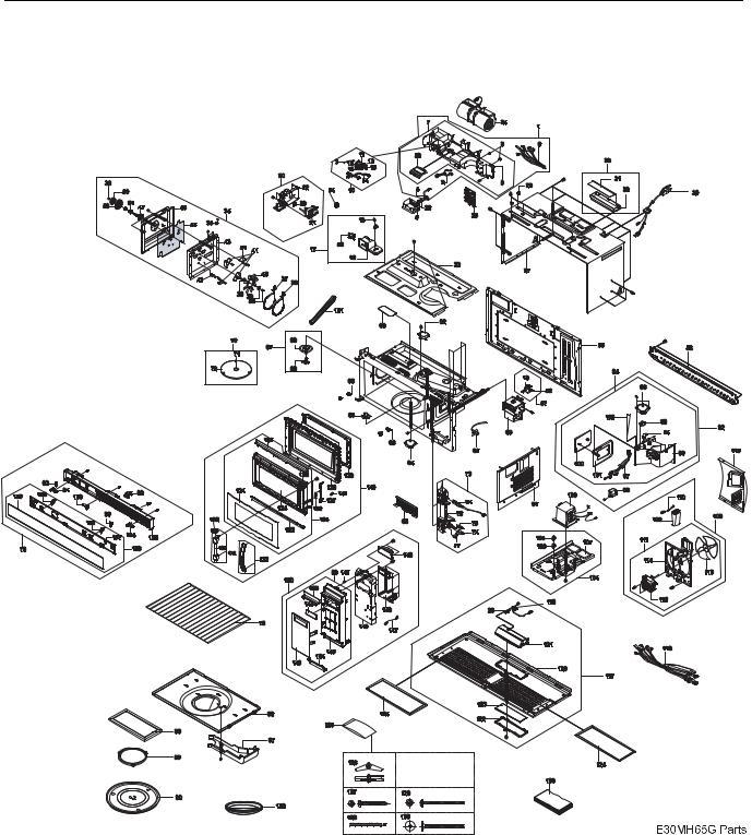 Electrolux E30MH65GS, E30MH65GPSA, E30MH65GSSA, E30MH65GP