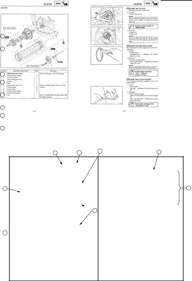 Yamaha Fazer FZS600 2000 Service Manual