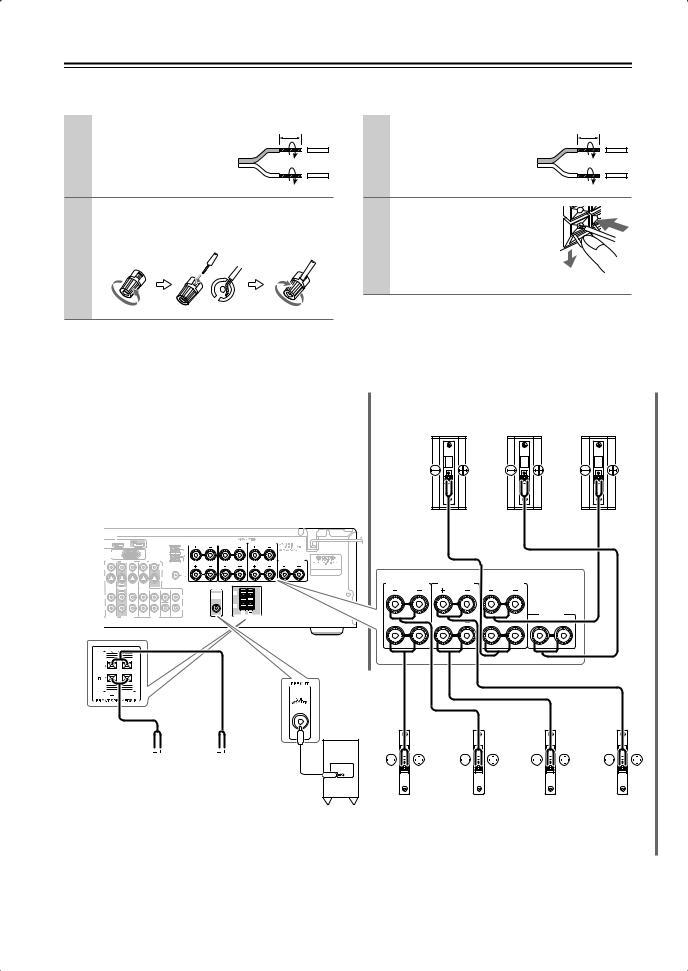 Onkyo HTP-750X, SKF-750XF R, SKC-750XC, SKM-750XS L, SKM