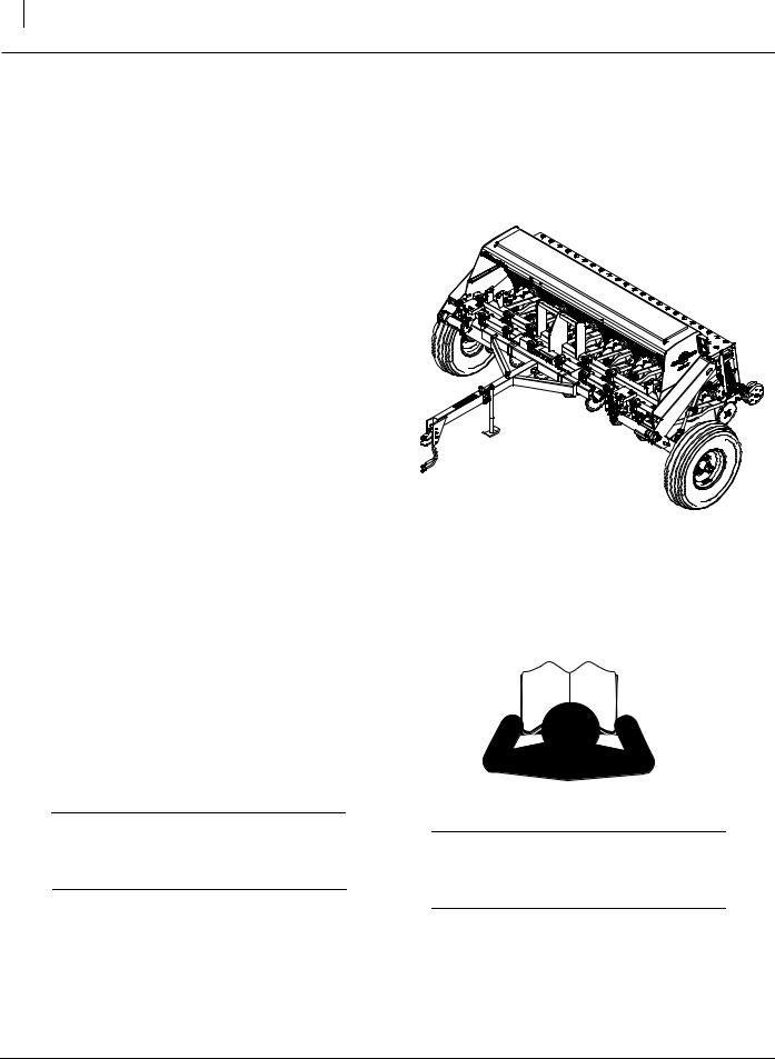 Great Plains 1006NT Operator Manual User Manual